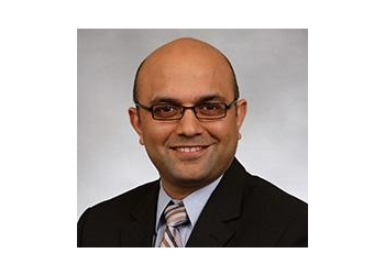 Vancouver gastroenterologist Chinar S. Mehta, MD