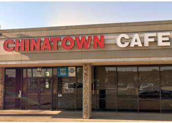 Denton chinese restaurant Chinatown Cafe