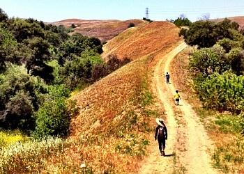 Corona hiking trail Chino Hills State Park Trail