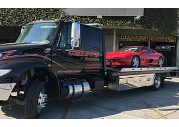 San Bernardino towing company CHINO'S TOWING