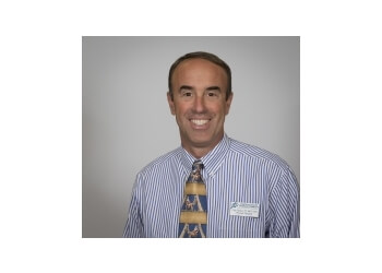 Stockton physical therapist CHIP HANKER, PT, MPT, OCS, ITPT