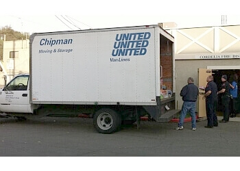 Garden Grove moving company Chipman Relocations & Logistics