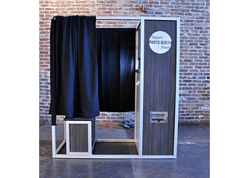 Denver photo booth company Chipper Booth Photo Booth Co.
