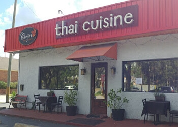 Savannah thai restaurant Chiriya's Thai Cuisine
