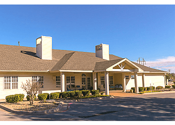 Abilene assisted living facility Chisholm Place