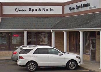 New Haven nail salon Chocolate Spa & Nail