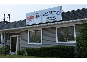 Akron hvac service Choice Aire