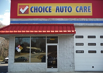 Raleigh car repair shop Choice Auto Repair