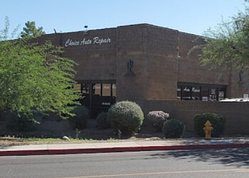 Tempe car repair shop Choice Auto Repair