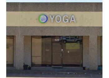 Grand Prairie yoga studio Choose Again Yoga