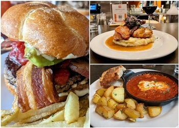 Oakland american cuisine Chop Bar