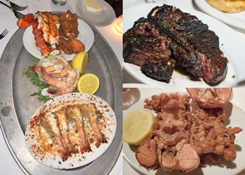 New Orleans steak house Chophouse New Orleans