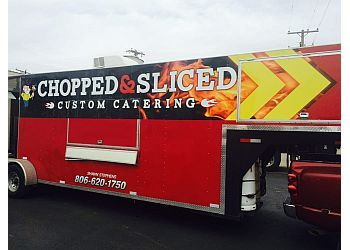 Lubbock food truck Chopped & Sliced BBQ