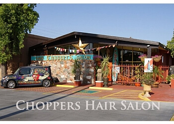 Scottsdale hair salon Choppers Hair Salon