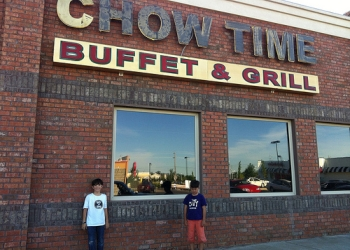 Memphis chinese restaurant Chow Time restaurant