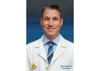 Costa Mesa cardiologist Chris Champion, MD