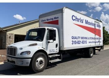 Torrance moving company Chris' Moving Men, Inc.