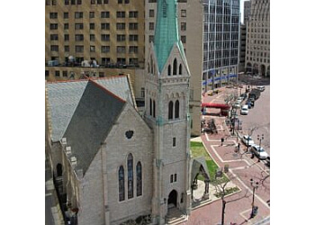 Indianapolis church Christ Church Cathedral
