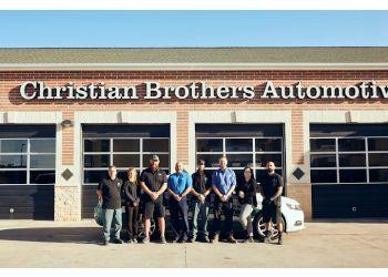 Amarillo car repair shop Christian Brothers Automotive