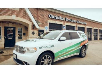 Grand Prairie car repair shop Christian Brothers Automotive