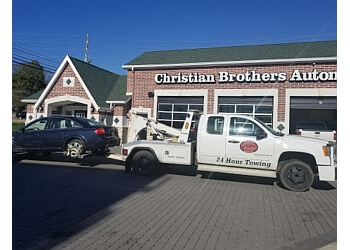 Knoxville car repair shop Christian Brothers Automotive