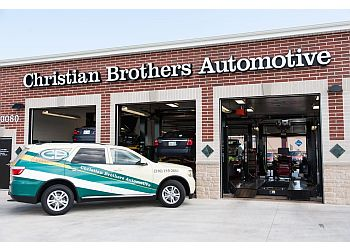 Wichita car repair shop Christian Brothers Automotive West Wichita