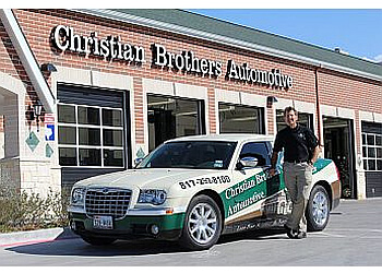 Fort Worth car repair shop Christian Brothers automotive