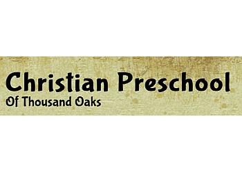 Thousand Oaks preschool Christian Preschool