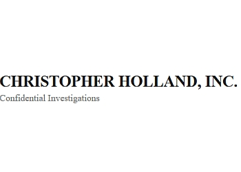 Rochester private investigation service  Christopher Holland, Inc.