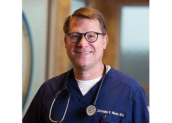 Little Rock pain management doctor Christopher Mocek, MD