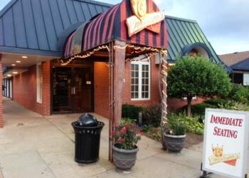 Des Moines italian restaurant Christopher's Restaurant