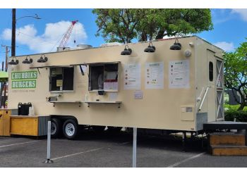 Honolulu food truck Chubbies Burgers