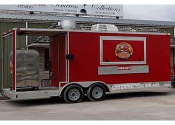 Cedar Rapids food truck Chubbs BBQ