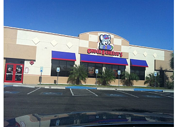 Brownsville pizza place Chuck E. Cheese's