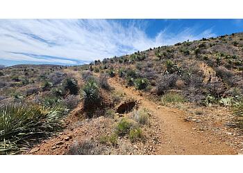 El Paso hiking trail Chuck Heinrich Memorial Park