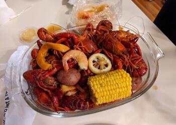 Shreveport food truck  Chuck Wagon Crawfish