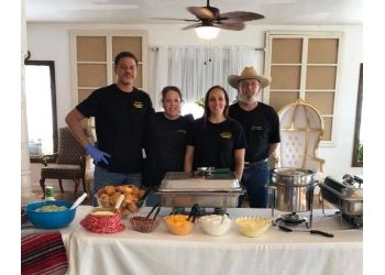 Garland caterer Chuckwagon Cuisine Catering Company