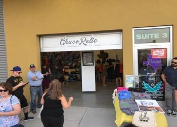 El Paso gift shop Chuco Relic
