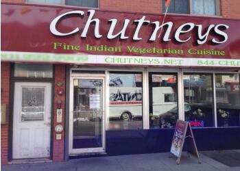 Jersey City Vegetarian Restaurant Chutneys