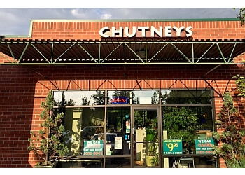 Vancouver indian restaurant Chutneys Restaurant