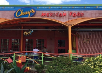 Orlando mexican restaurant Chuy's