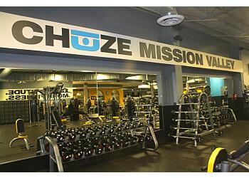 San Diego gym Chuze Fitness