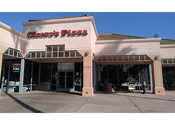 San Jose pizza place Cicero's Pizza