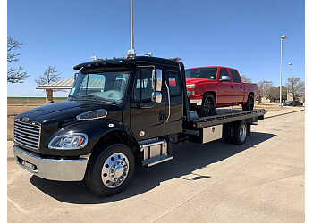 Amarillo towing company Cierra Towing & Crushing, LLC