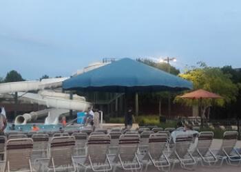 Irving amusement park Cimarron Family Aquatic Center