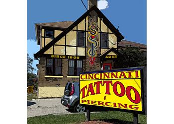 Cincinnati tattoo shop Cincinnati Tattoo & Piercing Co.