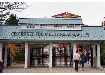 Cincinnati places to see Cincinnati Zoo and Botanical Garden