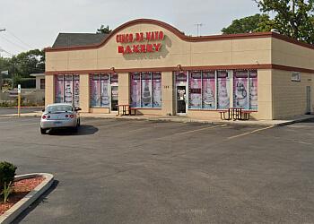 Aurora cake Cinco de Mayo bakery