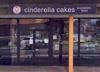 Anaheim cake Cinderella Cakes