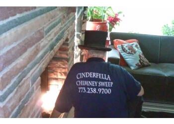 Chicago chimney sweep Cinderfella Chimney Sweep
